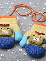 cheap -Boys' Gloves,Winter Others Khaki Beige
