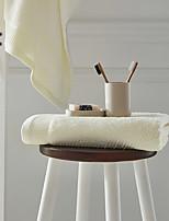 Style frais Serviette de bain,Solide Qualité supérieure Pur Coton Plaine coton 100% Serviette