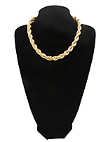 cheap -Women's Choker Necklaces Geometric Alloy Fashion Jewelry For Gift Daily