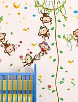 economico -Astratto 3D Adesivi murali Adesivi aereo da parete Adesivi decorativi da parete,Carta Decorazioni per la casa Sticker murale Parete