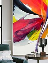 economico -Astratto Ad olio Decorazioni da parete,Lega Materiale con cornice For Decorazioni per la casa Cornice Sala da pranzo Ufficio