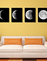 cheap -Canvas Set Classic,Four Panels Canvas Square Print Wall Decor Home Decoration
