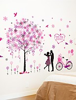 cheap -People Wall Stickers Plane Wall Stickers Decorative Wall Stickers,Paper Home Decoration Wall Decal Wall