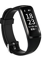 cheap -N8 Smart Bracelet Android 7.0 Android 6.0 Android 5.1 Pedometers Exercise Record Health Care Blood Pressure Measurement Finger sensor