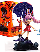 cheap -Anime Action Figures Inspired by One Piece Perona PVC 16 CM Model Toys Doll Toy