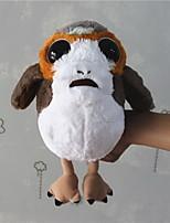 economico -Fantasma Uccello Pollo di plastica Animali giocattoli farciti Animali peluches Carino Per i Bambini Classico Animali