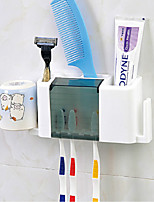 Modern Toothbrush Holders PC Non Skid Novelty Rectangle Medium