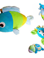 cheap -Stuffed Toys Toys Fish Hippocampus Turtle Animals For Bedtime Stories Animals Tortoise Kids Adults' 1 Pieces