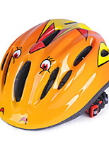 cheap -Kid's Bike Helmet ERP Cycling 10 Vents Kids Eco-friendly Adjustable Safety Gear EPS Cycling