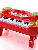 cheap -Toy Instruments Toys Lighting Rectangular Music Notes Engineering Plastics Pieces Children's Gift
