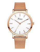 cheap -Women's Casual Watch Wrist watch Chinese Quartz Casual Watch Alloy Band Luxury Cool Black Silver Gold Rose Gold