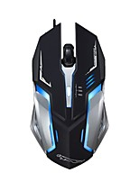 cheap -Chasing Panther K1 Wired USB Interface Game Mouse 4 Button 1600 DPI