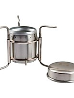 cheap -Camping Stove Outdoor Cookware Case Included Stainless Steel for Camping