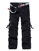 cheap -Men's Hiking Pants Outdoor Windproof Wearable Pants / Trousers for Multisport