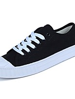 cheap -Men's Shoes Fabric Spring Fall Comfort Sneakers for Casual Red Gray Black