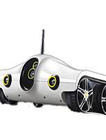 economico -XL001 Carro armato 1:16 Elettrico senza spazzola Auto RC 65 2.4G Pronto all'uso Carro armato 1 manuale