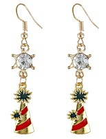 cheap -Women's Drop Earrings , Cartoon Fashion Gothic Alloy Line Jewelry Christmas Party
