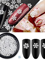 cheap -1pc Lolita Sequins White Nail Dotting Tool