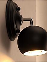 Недорогие -Ретро Модерн Назначение Спальня Кабинет/Офис Металл настенный светильник 220 Вольт 40W