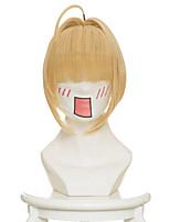 cheap -Cosplay Wigs Fate/Zero Nero Claudius Anime Cosplay Wigs 45 CM Heat Resistant Fiber Female