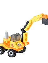 cheap -Building Blocks Excavator Toys Novelty Vehicles Stress and Anxiety Relief Decompression Toys Parent-Child Interaction ABS Kids Adults' 33