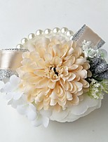 casamento flores caixinha de pulso festa de noiva noite poliéster 3,15