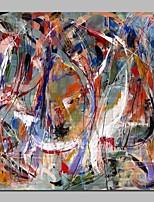economico -Dipinta a mano Astratto Modern Tela Hang-Dipinto ad olio Decorazioni per la casa Un Pannello