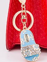 cheap -Family Keychain Favors Alloy Keychain-1