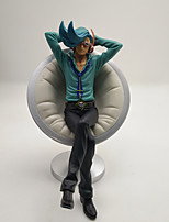 cheap -Anime Action Figures Inspired by One Piece Vinsmoke.Niji PVC CM Model Toys Doll Toy