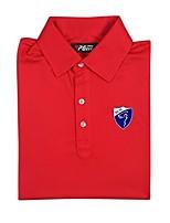 economico -Per donna Manica corta Golf T-shirt Felpa Allenamento Traspirabilità Golf