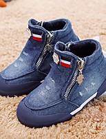 economico -Da ragazzo Scarpe Di corda Inverno Autunno Comoda Sneakers per Casual Nero Blu scuro