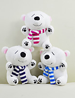 cheap -Teddy Bear Animal Stuffed Toys Stuffed Animals Plush Toy Cute Kids Holiday Animals Casual/Daily Kids