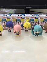 baratos -figuras de ação de anime inspiradas por vocaloid hatsune miku pvc cm modelo brinquedos brinquedo boneca