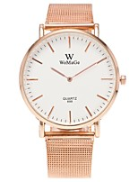 Women's Casual Watch Fashion Watch Dress Watch Chinese Quartz N/A Alloy Band Casual Minimalist Silver Rose Gold