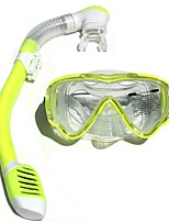 cheap -Snorkel Set Diving Mask Diving Packages Anti-Fog Universal Beach Diving/Boating Diving & Snorkeling Diving / Snorkeling Watersports