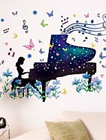 Abstract 3D Wall Stickers Plane Wall Stickers Decorative Wall Stickers,Paper Home Decoration Wall Decal Wall