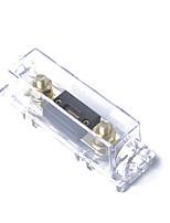Недорогие -300amp anl держатель предохранителя плавкий предохранитель встроенный 0 4 8 ga положительный