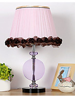cheap -Ambient Light Artistic Table Lamp Eye Protection On/Off Switch AC Powered 220V Lilac