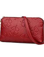 cheap -Women Bags PU Crossbody Bag Zipper for Casual Office & Career All Season Blue Black Red Brown