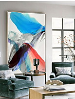 cheap -Abstract Oil Painting Wall Art,Alloy Material With Frame For Home Decoration Frame Art Living Room Kitchen