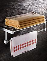 economico -Asciugamano Rack e titolari Modern Montaggio a muro Acciaio Inox