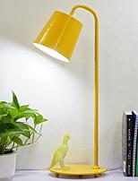 Потолочный светильник Настольная лампа Защите для глаз Вкл./выкл. От электросети 220 Вольт Белый Черный Темно-желтый Красный