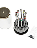 Недорогие -Наборы для ремонта Часовые открыватели Пластик Металлические Аксессуары для часов 12.50*7.00*7.00 0.09