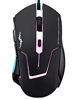 economico -chasing panther t7 wired usb game game mouse 6 dpi regolabile a pulsante