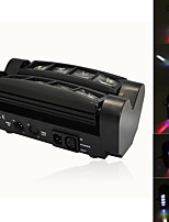 U'King LED Stage Light / Spot Light DMX 512 Master-Slave Sound-Activated Music-Activated 60 for For Home Outdoor Party Stage Wedding Club