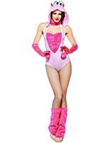 abordables -Cookie Anime Una Sola Pieza Vestidos Disfrace de Cosplay Mujer Halloween Carnaval Año Nuevo Festival / Celebración Disfraces de Halloween