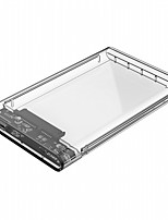 ORICO 2139U3 2.5 inch USB 3.0 Micro B Hard Drive Enclosure - USB 3.0 MICRO B  TRANSPARENT