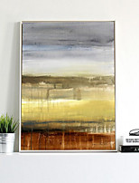 cheap -Abstract Oil Painting Wall Art,Synthetic Material With Frame For Home Decoration Frame Art Living Room