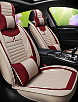 Car Seat Covers Seat Covers Linen Fabrics For universal All years General Motors