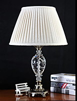 Ambient Light Artistic Table Lamp Eye Protection On/Off Switch AC Powered 220V White